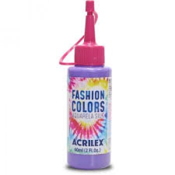 FASHION COLORS AQUARELA SILK 60 ML 528 LILAS
