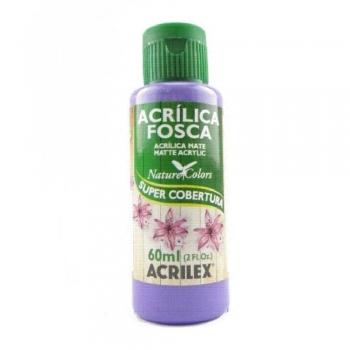 TINTA ACRILEX  ACRIL.FOSCA 60 ML 516 VIOLETA