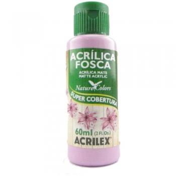 TINTA ACRILEX  ACRIL.FOSCA 60 ML 915 ORQUIDEA