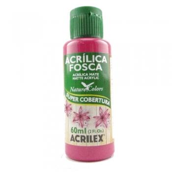 TINTA ACRILEX  ACRIL.FOSCA 60 ML 804 FUCHSIA
