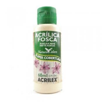 TINTA ACRILEX  ACRIL.FOSCA 60 ML 538 AMARELO PELE