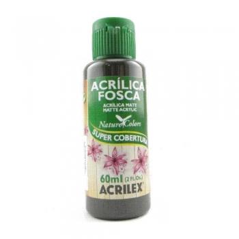 TINTA ACRILEX  ACRIL.FOSCA 60 ML 551 SEPIA