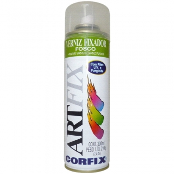 VERNIZ SPRAY ARTFIX 300 ML FOSCO