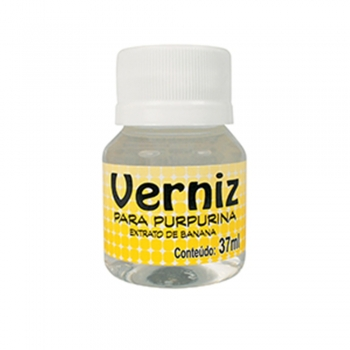 VERNIZ P/ PURPURINA GLITTER 37 ML