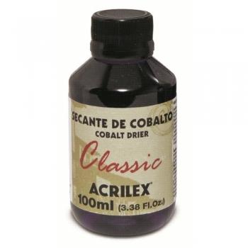 SECANTE DE COBALTO ACRILEX 100 ML