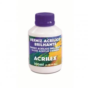 VERNIZ ACRILICO BRILHANTE ACRILEX 100 ML