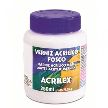 VERNIZ ACRILICO FOSCO ACRILEX 250 ML