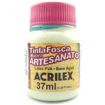 TINTA ACRILEX FOSCA P/ARTES. 37 ML 820-VD PRIMAVER
