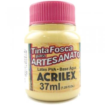 TINTA ACRILEX FOSCA P/ARTES. 37 ML 525 CAMURCA