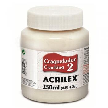 CRAQUELADOR ACRILEX 250 ML