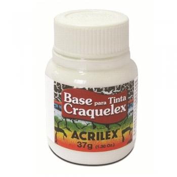 BASE P/ TINTA CRAQUELEX 37 ML ACRILEX