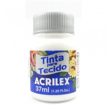 TINTA TECIDO FOSCA ACRILEX 37 ML 500 CLAREADOR