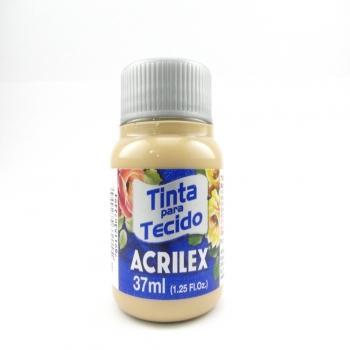 TINTA TECIDO FOSCA ACRILEX 37 ML 525 CAMURCA