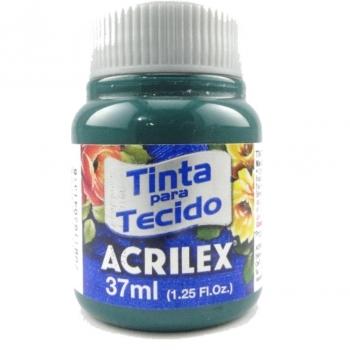 TINTA TECIDO FOSCA ACRILEX 37 ML 511 VD.BANDEIRA