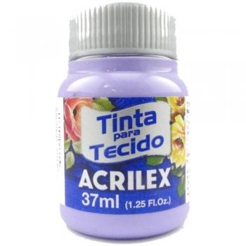 TINTA TECIDO FOSCA ACRILEX 37 ML 528 LILAS
