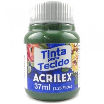 TINTA TECIDO FOSCA ACRILEX 37 ML 546 VD PINHEIRO