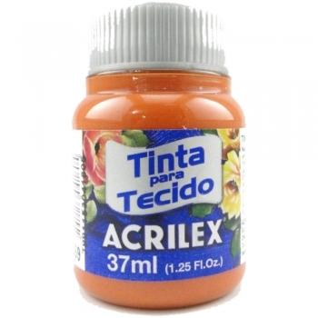 TINTA TECIDO FOSCA ACRILEX 37 ML 569 CARAMELO