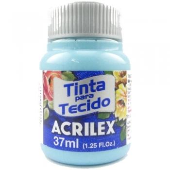 TINTA TECIDO FOSCA ACRILEX 37 ML 577 TURQUEZA