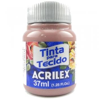 TINTA TECIDO FOSCA ACRILEX 37 ML 639 MAUVE