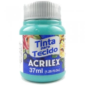 TINTA TECIDO FOSCA ACRILEX 37 ML 822 VERDE COUNTRY