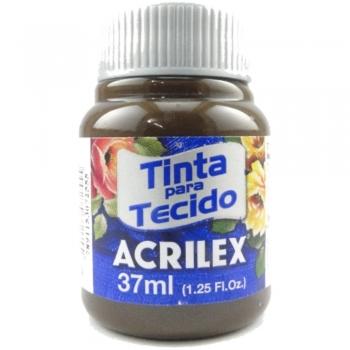 TINTA TECIDO FOSCA ACRILEX 37 ML 896 RUSTICO