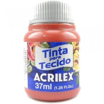 TINTA TECIDO FOSCA ACRILEX 37 ML 828 ROSA ANTIGO