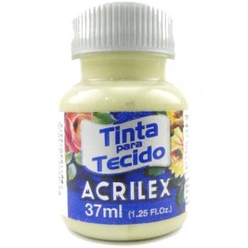 TINTA TECIDO FOSCA ACRILEX 37 ML 926 VD MUSGO CLAR