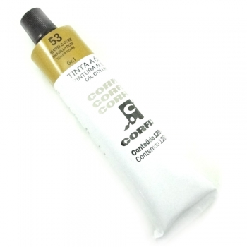 TINTA OLEO CORFIX 120 ML 53 AM OCRE