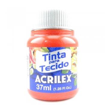 TINTA TECIDO FOSCA ACRILEX 37 ML 805 GOIABA QUEIM.