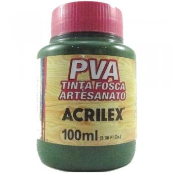 TINTA ACRILEX FOSCA P/ARTES.100 ML 513 VD MUSGO