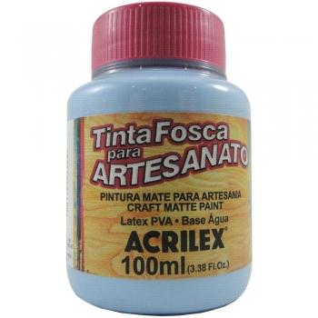 TINTA ACRILEX FOSCA P/ARTES.100 ML 579 AZ HORTENSI