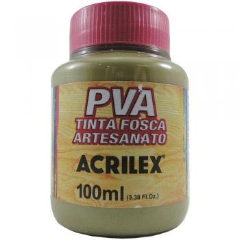 TINTA ACRILEX FOSCA P/ARTES.100 ML 819 CONCRETO