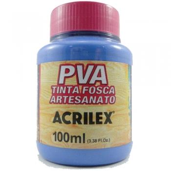 TINTA ACRILEX FOSCA P/ARTES.100 ML 825 AZ COUNTRY