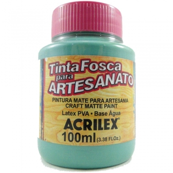 TINTA ACRILEX FOSCA P/ARTES.100 ML 822 VD COUNTRY