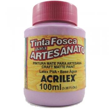 TINTA ACRILEX FOSCA P/ARTES.100 ML 915 ORQUIDIA