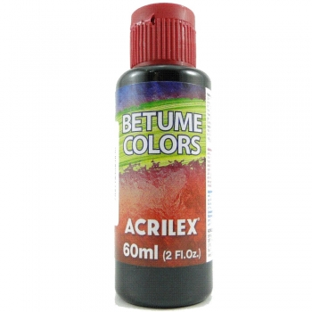BETUME COLOR ACRILEX 60 ML 952 EBANO