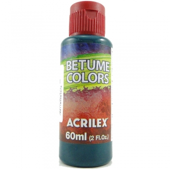 BETUME COLOR ACRILEX 60 ML 948 VERDE ZINABRE