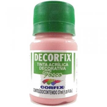 TINTA DECORFIX FOSCA 37 ML 342 ROSA CHA