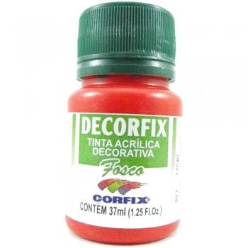 TINTA DECORFIX FOSCA 250 ML 313 VM FOGO