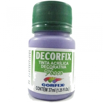 TINTA DECORFIX FOSCA 37 ML 449 VIOLETA CLARO
