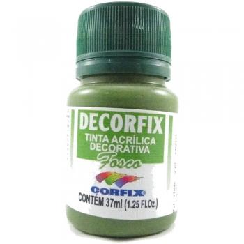 TINTA DECORFIX FOSCA 37 ML 379 VERDE GRAMA