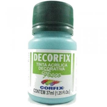 TINTA DECORFIX FOSCA 37 ML 378 VERDE AGUA