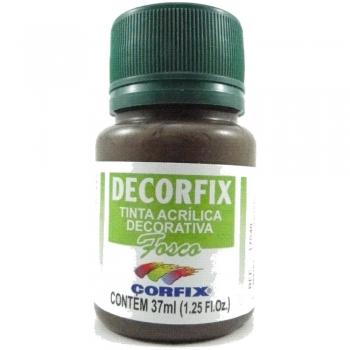 TINTA DECORFIX FOSCA 37 ML 354 DARK CHOCOLATE
