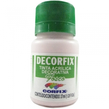 TINTA DECORFIX FOSCA 37 ML 474 ROSA BEBE