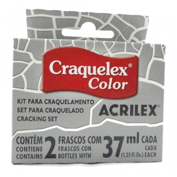 KIT CRAQUELEX COLOR 202 PRATA