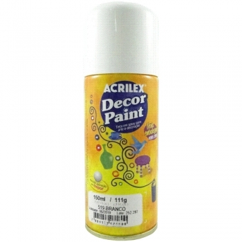 DECOR PAINT 519 BRANCO 150 ML ACRILEX