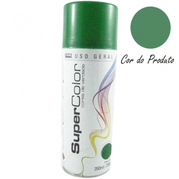 TINTA SPRAY SUPER COLOR TEK BOND 350 ML VERDE
