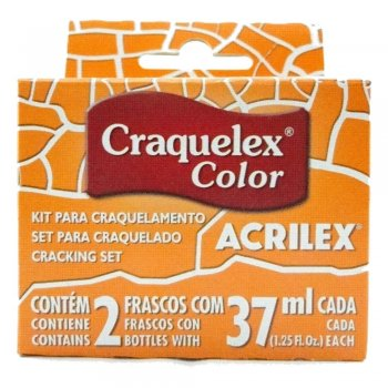 KIT CRAQUELEX COLOR 517 LARANJA