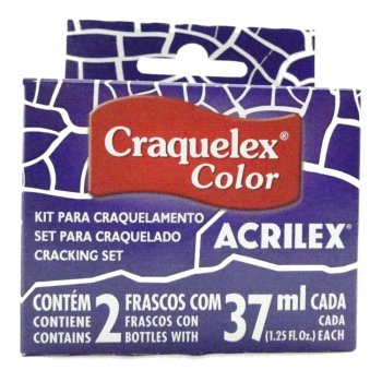 KIT CRAQUELEX COLOR 516 VIOLETA