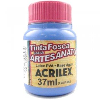 TINTA ACRILEX FOSCA P/ARTES. 37 ML 825-AZ COUNTRY